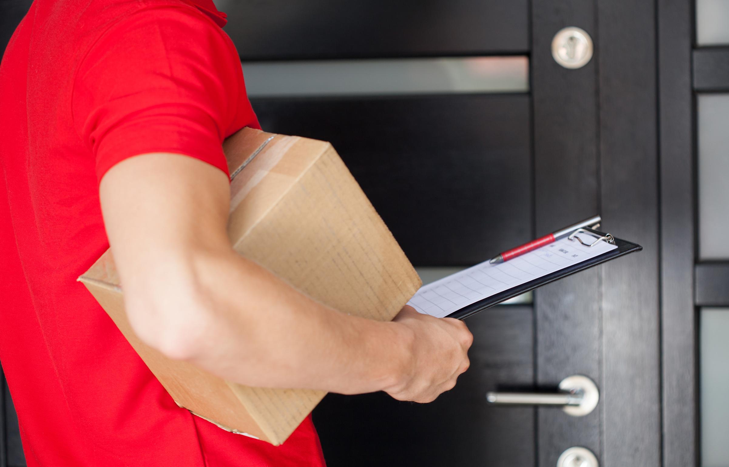 Lieferung, Paket