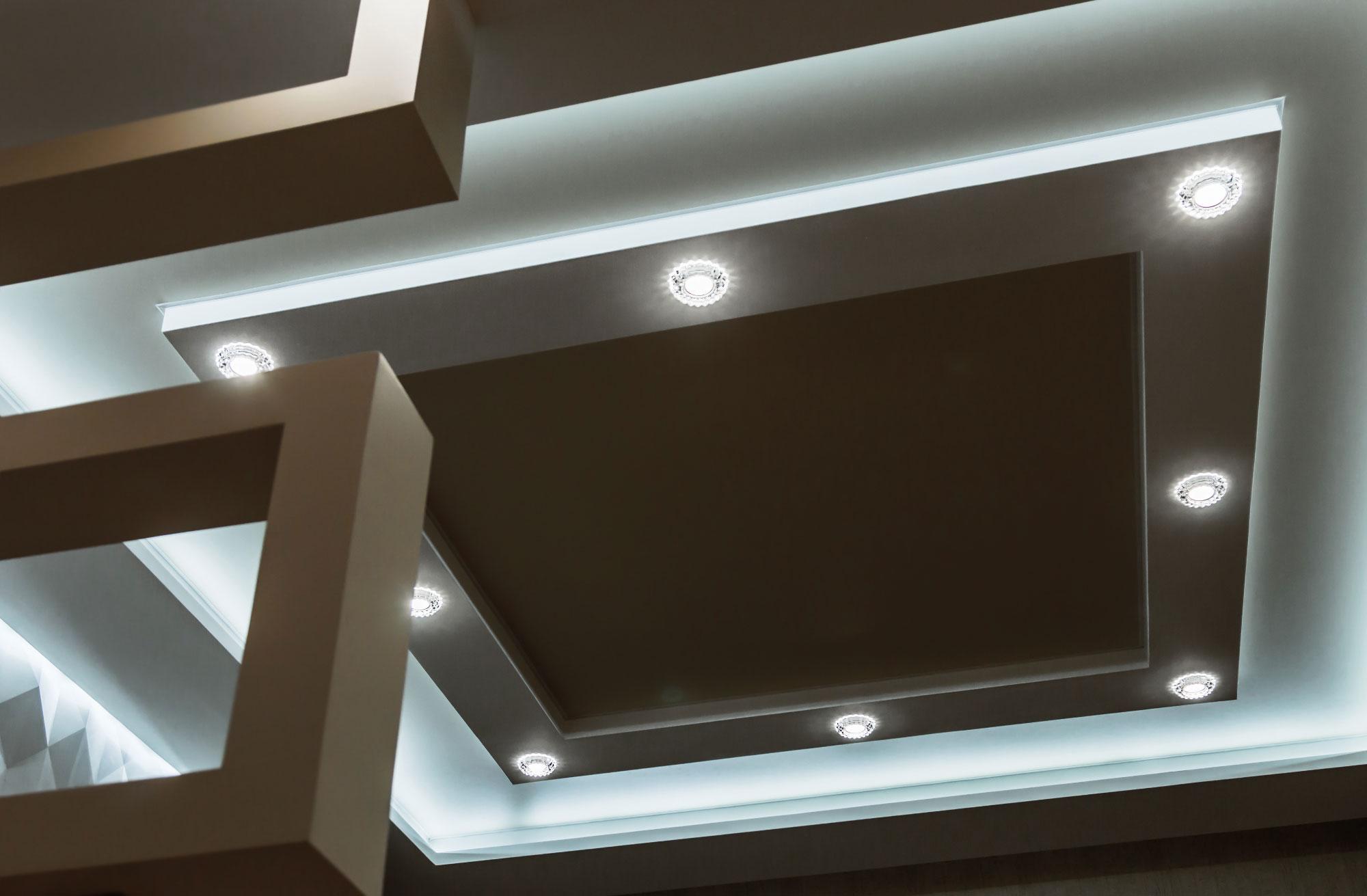 Alimentatori per sistemi di illuminazione a led espo for Sistemi di illuminazione